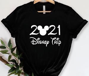 Disney World Family Vacation Shirt Disneyland Tee Disney Matching Shirt 2021