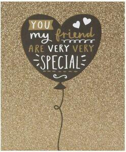 """Hallmark Friend Birthday Card """"You My Friend Are Very Special"""""""