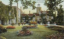 Vintage Postcard ST. OSYTH PRIORY, NEAR CLACTON ON SEA, ESSEX Unposted (250)