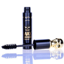 New Skull Eye Lashes Makeup Cosmetic Waterproof Eyelash Black Brush Mascara Tool