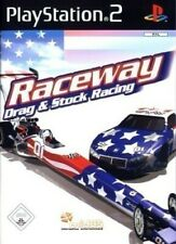 PS2 / Sony Playstation 2 Spiel - Raceway: Drag & Stock Racing mit OVP
