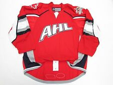2010 AHL ALL STAR GAME PORTLAND RED REEBOK EDGE 2.0 7287 HOCKEY JERSEY SIZE 56