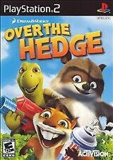Over the Hedge (Sony PlayStation 2, 2006) PS2, Complete w/ Manual, VG