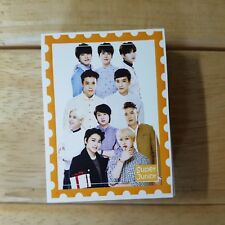 Super Junior Mini Photo Sticker 70 pcs 4.2 cm x 5.7 cm KPOP STAR GOODS New Gift