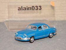 Panhard Pl17 1961 Atlantide Blue 1 87 Model 451731 NOREV