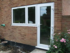 DOUBLE GLAZED DOOR * MADE TO MEASURE * ANY COLOUR * ANY DESIGN