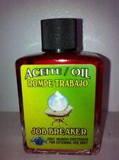 MYSTICAL / SPIRITUAL OIL (ACEITE) FOR SPELLS & ANOINTING 1/2 OZ JOB BREAKER