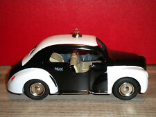 RENAULT 4 CH POLICE A FRICTION SERIE LIMITEE 1000 EX CIJ BY NOREV NEUF EN BOITE