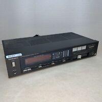Technics SU-Z55 Vintage 1980s Amplifier in Black Tested Working B141