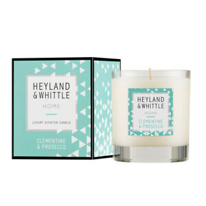 Heyland & Whittle Home Candle - Clementine & Prosecco