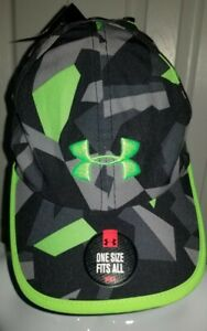Under Armour Shadow 3.0 Running Cap Neon Green hat