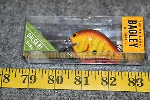 Bagley Balsa B Fishing Lure
