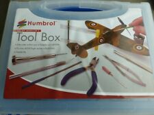 Humbrol Modellers Kit Tool Box # AG9153