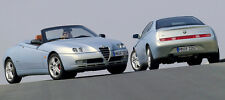 Alfa Romeo GTV Spider Workshop Service Repair Manual on CD-Rom