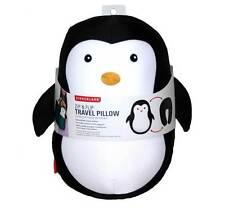 Zip & Aletta Pinguino Cuscino da Viaggio Poggiatesta da Kikkerland