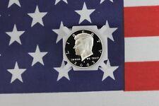 2005 S Proof Kennedy Half Dollar - 90% Silver Proof - Deep Mirror Gem Cameo