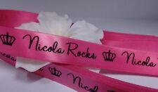 10m x 15mm Personalised Custom Printed Ribbon