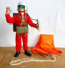 Vintage Palitoy ACTION MAN - RED DEVIL PARACHUTIST last issue - 70/80s