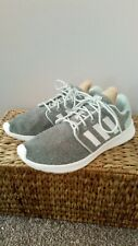New listing Adidas Cloudfoam Trainers Size 7.5 uk Women's running gym shoes.
