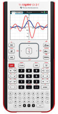 Texas Instruments Nspire CX II-T Handheld Graphical Calculator