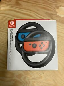 Nintendo Switch Joy-Con Wheel Pair - Nintendo Switch
