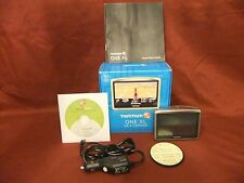 TomTom One XL Bundle ( U.S. & CANADA MAP ) Mountable GPS Kit and Car Charger