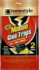 12 Mouse/Insect Glue Trap Sheets Boards NON-POISONOUS