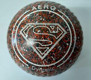 Aero Dynamic Size 3 Mumbai Superman Logo
