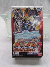 Gashapon EX Bandai Gundam MS MechaSelection 7 #1 Ban Dai NIB Box Shows Wear!