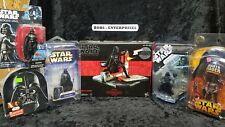 STAR WARS Darth Vader lot 5 figures + 1 tin for vader lovers lot-4
