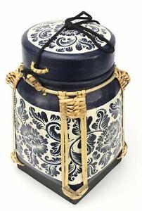 Thai Rice seed box - Large 32cm high - BLFL03