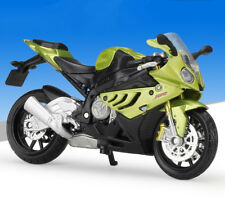 1:18 Maisto BMW S1000RR Motorcycle Bike Model Green New In Box