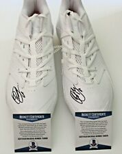 Sebastian Giovinco Signed Adidas Soccer Cleat w/Beckett COA Juventus Toronto FC