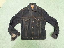 LEVI'S 70500 04 M femmes bleu foncé Veste en jeans