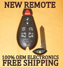 NEW CHRYSLER TOWN & COUNTRY REPLACEMENT KEYLESS REMOTE FOB FOBIK 68066873