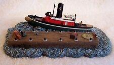 "1997 Harbour Lights Tugboat Toledo ""Harbor Tug"" By Anchor Bay #1480 Of4000"
