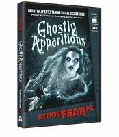 AtmosFearFX Ghostly Apparitions Halloween Digital Decoration DVD