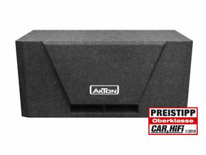 Axton ATB216 Compact 2 X 16 CM Bandpass Subwoofer Bass Box Housing Woofer 250 W