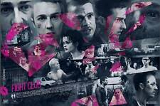 Fight Club Alternative Movie Poster par Vlad Rodriguez No./60 NT Mondo
