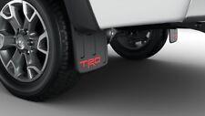 Genuine Toyota HiLux TRD Rear Mud Flaps (Pair)