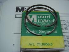 2 fasce pistone Minarelli F Morini Piaggio 50 mm 40,6 Ah 1,5 AC+L cod. 71.0856.0