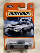 2021 Matchbox 1970 Ford Capri 18/100 NEW