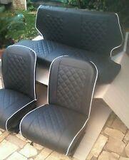 """Kit completo tappezzeria sedili anteriori e posteriori della Fiat 127 1"""" 2""""serie"""