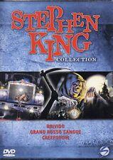 STEPHEN KING COLLECTION - BOX 3 DVD (NUOVO SIGILLATO)