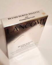"Lancome Blush Subtil ""Frambois Flirt"" w/ Bronzer & Highlighter NIB!"