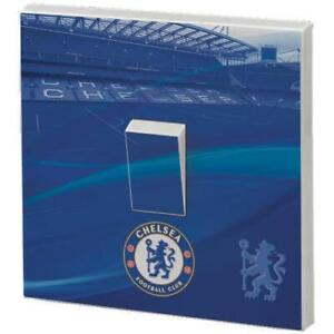 Chelsea FC Light Switch Skin (football club souvenirs memorabilia)