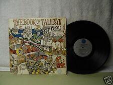 Deep Purple LP The Book Of Taliesyn Clean 1968 Psych Rock 33 RPM Orig!