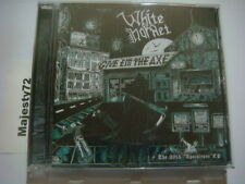 White Hornet-Give 'Em the Axe+EP 500 hand-numbered
