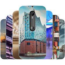 Dessana Hamburg TPU Silicone Protective Cover Phone Case Cover For Motorola