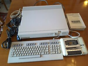 Rare Vintage Working Commodore 128 D portable Computer